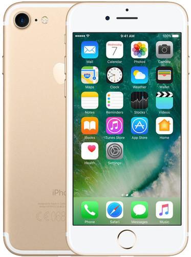 Renewd Refurbished iPhone 7 32GB Goud Main Image