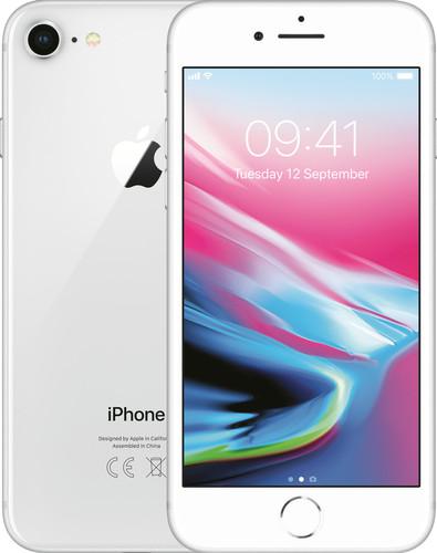 Refurbished iPhone 8 64GB Silver Main Image