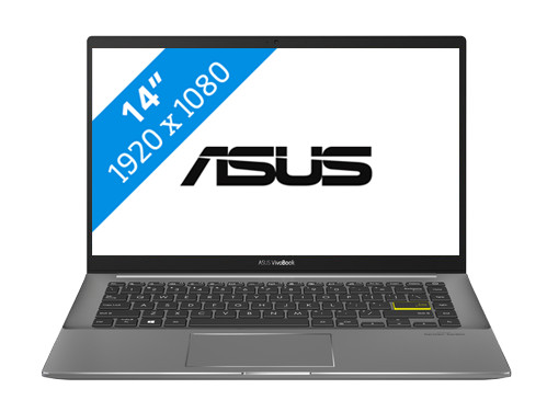Asus VivoBook S14 K433JQ-AM178T Main Image
