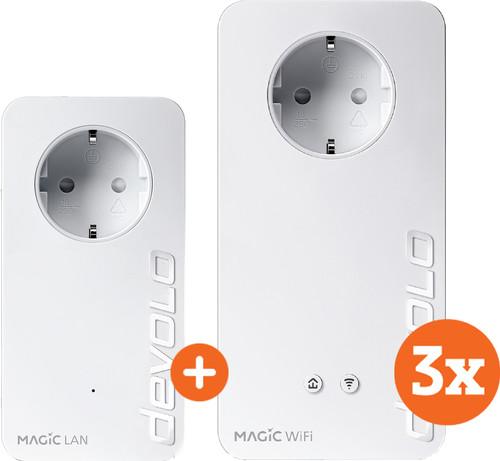 Devolo Magic 2 WiFi next Multiroom Kit + Expansion (NL) Main Image