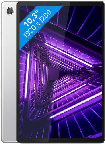 Lenovo Tab M10 Plus (2de generatie) 64GB Wifi Zilver Main Image