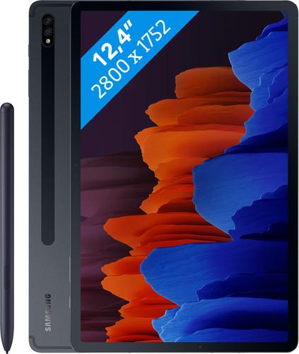 Samsung Galaxy Tab S7 Plus 128GB Wifi Zwart Main Image