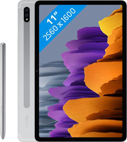 Samsung Galaxy Tab S7 128GB Wifi Zilver Main Image