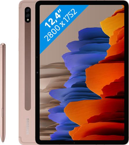 Samsung Galaxy Tab S7 Plus 128GB Wifi Brons Main Image