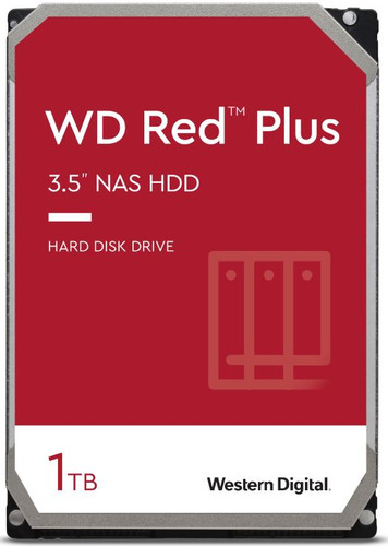 WD Red Plus 1TB Main Image