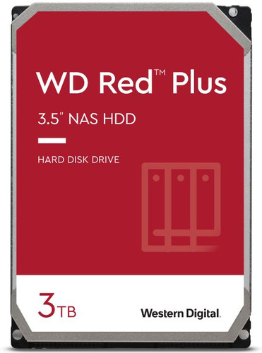 WD Red Plus 3TB Main Image