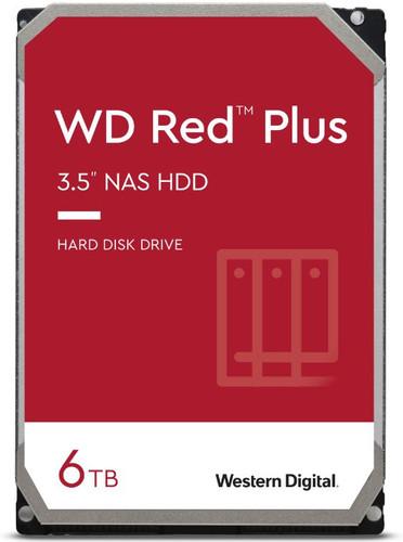 WD Red Plus 6 TB Main Image