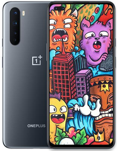 OnePlus Nord 128GB Grijs 5G Main Image