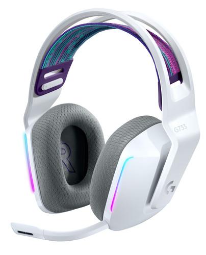 Logitech G733 LIGHTSPEED Wireless Gaming Headset Wit Main Image