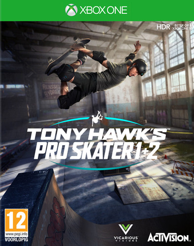 Tony Hawk's Pro Skater 1+2 Xbox One Main Image