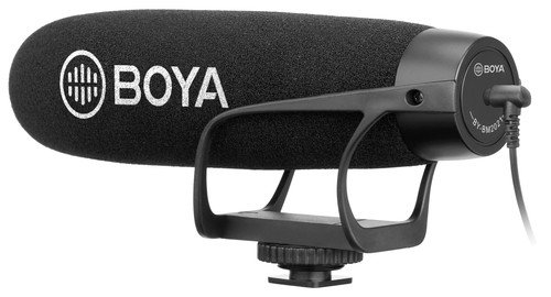 Boya BY-BM2021 Supercardioïde Shotgun Microfoon Main Image