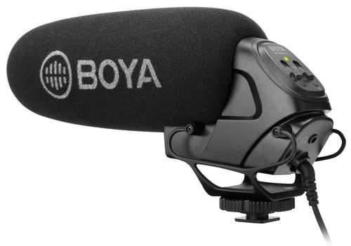 Boya BY-BM3031 Supercardioid Shotgun Microphone Main Image