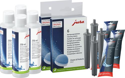 Jura Maintenance package WE series 1 year + Milk cleaner Main Image