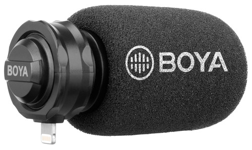 Boya BY-DM200 Cardioid Video Microphone for iOS Main Image
