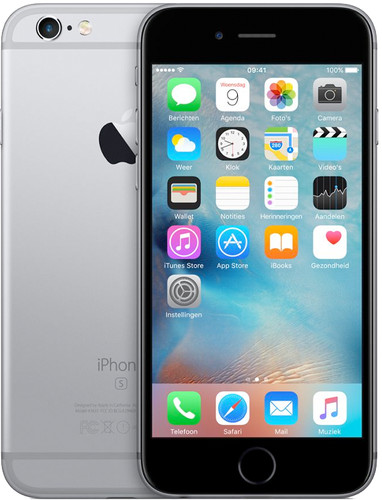 Refurbished iPhone 6S 32GB Space Gray Main Image