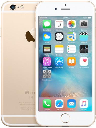 Refurbished iPhone 6S 32GB Goud Main Image