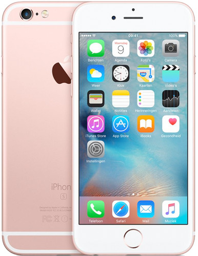 Refurbished iPhone 6S 32GB Rose Gold Main Image