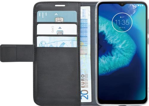 Azuri Wallet Motorola Moto G8 Power Lite Book Case Zwart Main Image