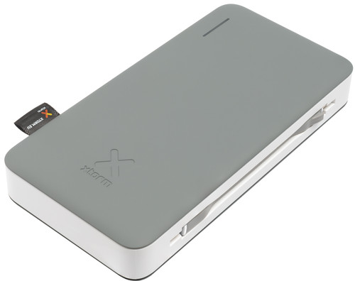 Xtorm Apollo Power Bank 15,000mAh with Power Delivery and Quick Charge Gray Lightning Main Image