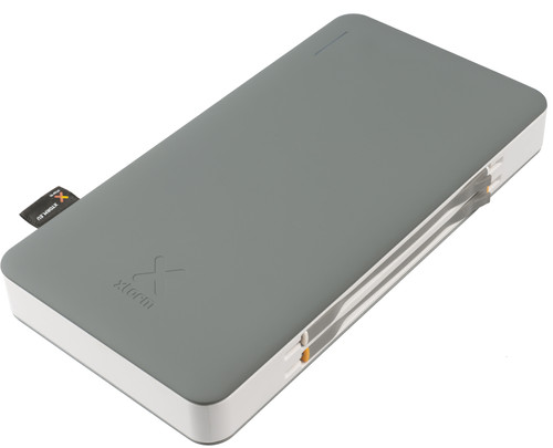 Xtorm Voyager Power Bank 26,000mAh with Power Delivery and Quick Charge Gray Lightning Main Image