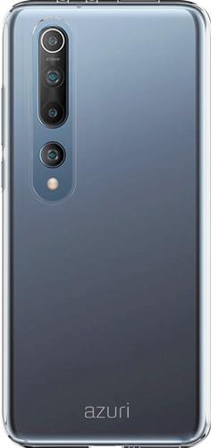 Azuri TPU Xiaomi Mi 10 5G Back Cover Transparant Main Image