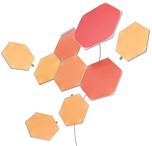 Nanoleaf Shapes Hexagons Starter Kit 9-Pack Main Image