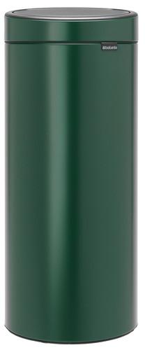 Brabantia Touch Bin 30 liter Groen Main Image