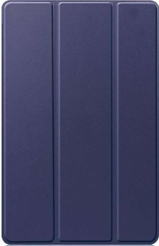 Just in Case Tri-Fold Samsung Galaxy Tab A7 (2020) Book Case Blauw Main Image