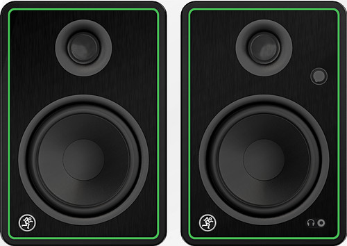 Mackie CR5-XBT Duo Pack Main Image