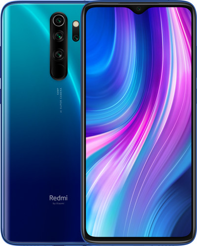 Xiaomi Redmi Note 8 Pro 128GB Blue Main Image