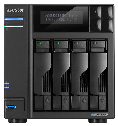Asustor Lockerstor 4 AS6604T Main Image