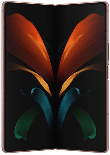 Samsung Galaxy Z Fold 2 256GB Brons 5G Main Image