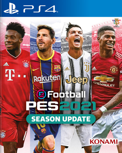 eFootball PES 2021 Season Update (PS4) Main Image