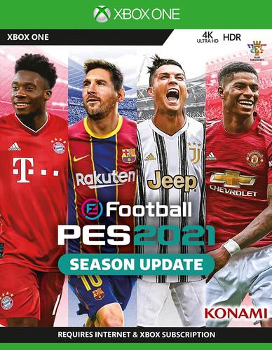 eFootball PES 2021 Season Update (Xbox One) Main Image