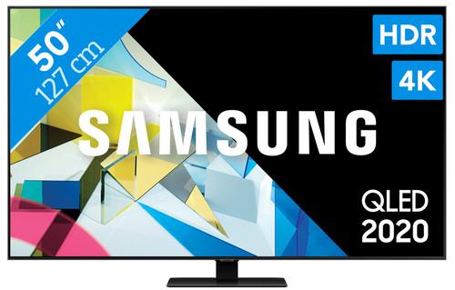 Samsung QLED 50Q80T (2020) Main Image
