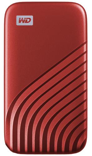 WD My Passport 1TB SSD Red Main Image