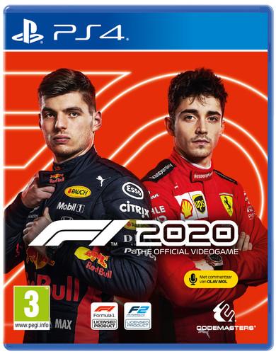 F1 2020 - Standard Edition PS4 Main Image
