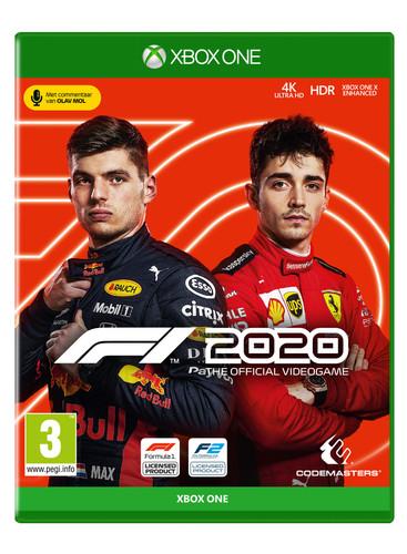 F1 2020 - Standard Edition Xbox One Main Image