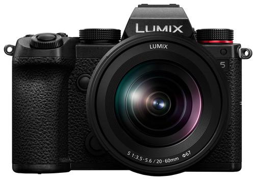 Panasonic Lumix DC-S5 Body + Lumix S 20-60mm f/3.5-5.6 Main Image