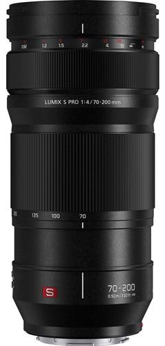 Panasonic Lumix S Pro 70-200mm f/4 O.I.S. Main Image