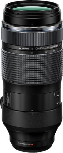 Olympus M.Zuiko Digital ED 100-400mm f/5-6.3 IS Main Image