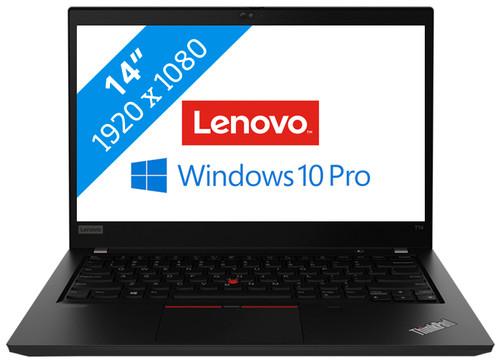 Lenovo ThinkPad T14 - 20S0000LMH Main Image