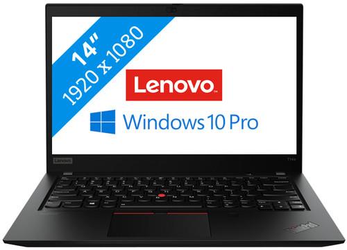 Lenovo ThinkPad T14s - 20UJ0014MH Main Image