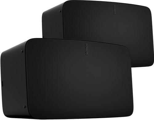Sonos Five Duo Pack zwart Main Image