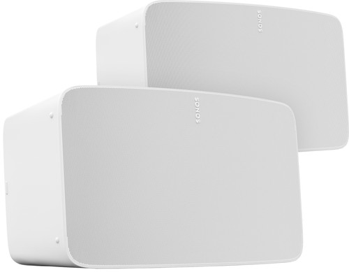 Sonos Five Duo Pack Wit Main Image