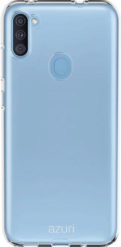 Azuri Case TPU Samsung A11 Back Cover Transparant Main Image