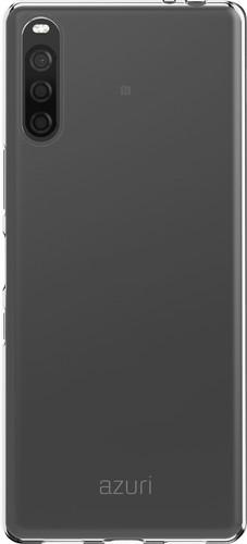 Azuri Case TPU Sony Xperia L4 Transparant Main Image