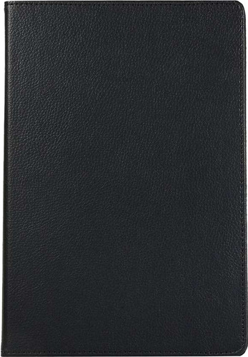 Just in Case Rotating Samsung Galaxy Tab S7 Plus Back Cover Black Main Image