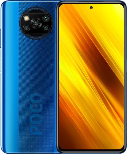 Xiaomi Poco X3 64GB Blauw Main Image