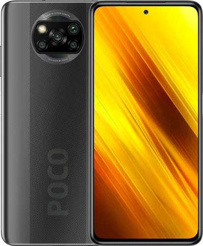 Xiaomi Poco X3 64GB Zwart Main Image